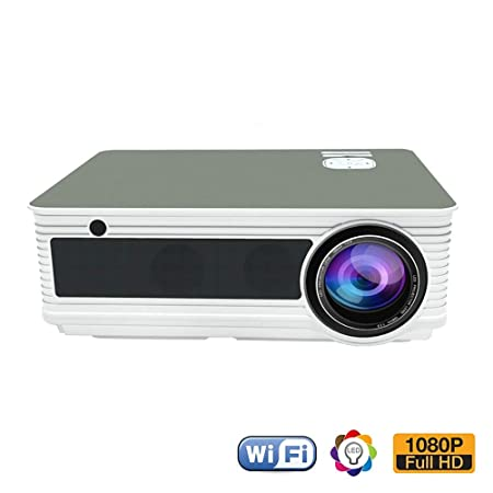 Proyector de Video 4000 lúmenes Admite Full HD 1080P HDMI ...