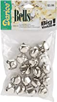 Jingle Bells 7/8-Inch, 18/Pkg, Silver