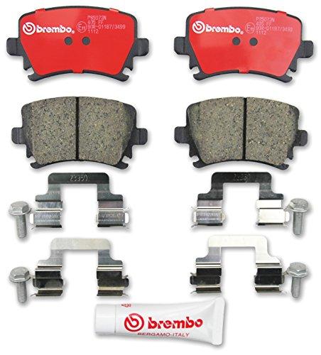 Brembo P85073N Rear Disc Brake Pad ()