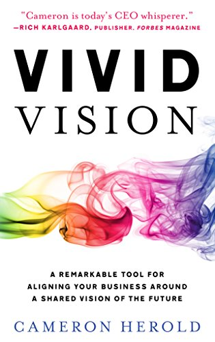 Vivid Vision: A Remarkable Tool For Aligning Your Business Around a Shared Vision of the Future cover