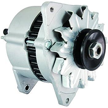 Amazon New Alternator For Jcb Backhoe W Perkins Engine. New Alternator For Perkins Marine 185046360 2871a148 2871a154 2871a163 2871a165. Wiring. Perkins Engine Diagram Alternator At Scoala.co