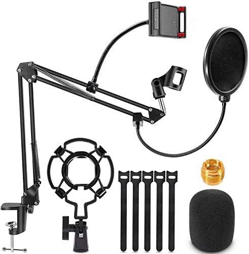 Microphone Stand, Magicfun Mic arm Desk
