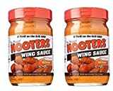 hooters hot sauce - Hooters Wing Sauce, Medium, 12 oz (2 Pack)