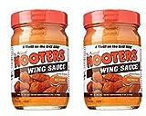 hooters hot sauce - Hooters Wing Sauce, Medium, 12 oz (2 Pack)