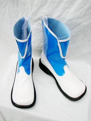 Final Fantasy 10 Ff10 Rikku Cosplay-schoenen Laarzen Op Maat Gemaakt