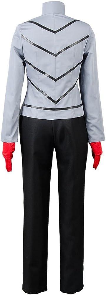 tianxinxishop Anime Game Cosplay Costume Joker Akira Kurusu Ann Takamaki Cosplay Costume Ensemble Complet