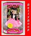 """12"""" Talking Betty Boop Collectible Doll with Fab 50's Poodle Dress"""