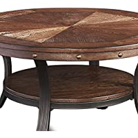 Powell Furniture 16A8243CT Franklin Cocktail Table, Small