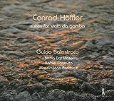 Conrad Hoffler: Suites for Viola da gamba