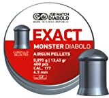 JSB Diabolo Exact Monster .177 Caliber Air Gun Pellets
