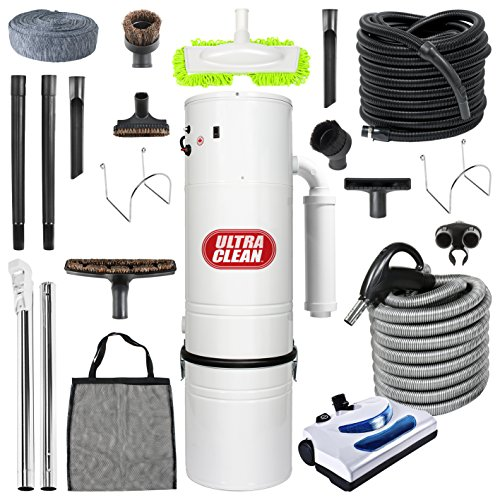 ultra clean central vacuum - 3