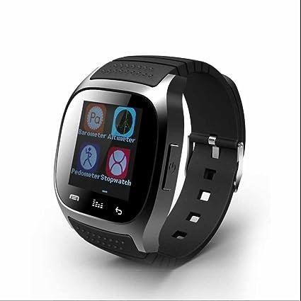 SmartWatch Bluetooth reloj inteligente Reloj Deportivo,Actividad Tracker,portátiles y deportivos,contador de