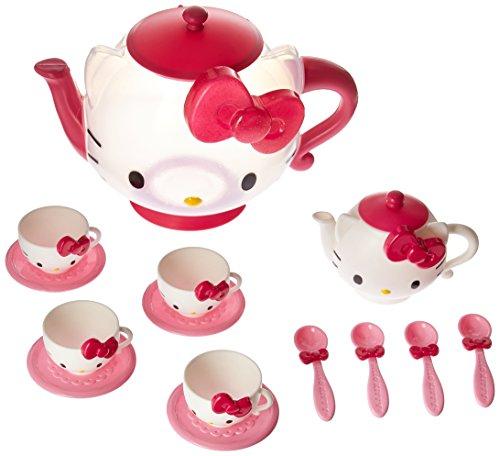 Just Play Hello Kitty Tea Time Set Playset