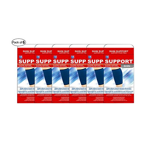 Instant Aid Shin Support (Pack of 6) by Instant Aid ®