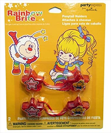 Bow Supply Minnie Ears Set of 2 Resin Flatback Brooches Embellishment Rainbow Brite Supplies Character Rainbow Hair bow