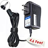 T-Power ( 6.6ft Long Cable ) Ac Dc adapter for Optoma Pico PK-201 PK102 Pocket Portable Projector Replacement switching power supply cord charger wall plug spare