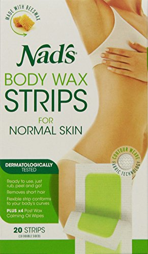 nads-body-wax-strips-20-count
