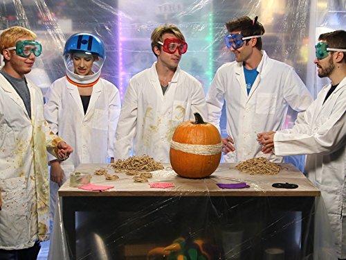 Exploding Pumpkin! -