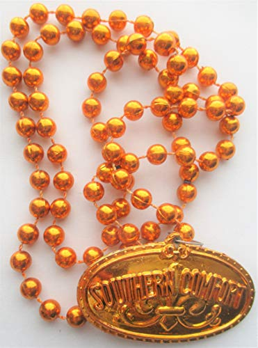 Southern Comfort Gold Colored Advertising Collectible Necklace