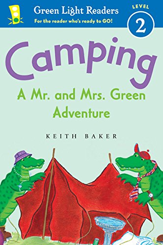 Camping: A Mr. and Mrs. Green Adventure (Green Light Readers Level 2) by Brand: HMH Books for Young Readers (Image #2)