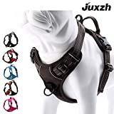 Best Front Range No-pull Dog Harnesses - juxzh Truelove Soft Front Dog Harness .Best Reflective Review
