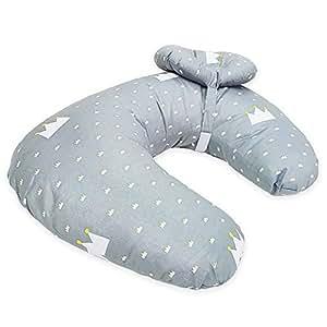 Amazon.com: kindoyo 2 en 1 viaje brazo almohadas para ...