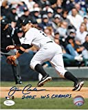Joe Crede Autographed Photo - 2005 WS CHAMPS 8x10 - JSA Certified - Autographed MLB Photos