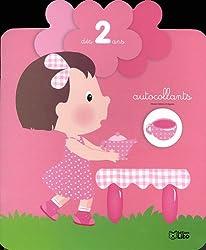 Autocollants Petite Fleur : la Dinette - Dès 2 ans