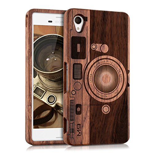 kwmobile-natural-wood-case-with-design-camera-for-the-sony-xperia-m4-aqua-in-rosewood-dark-brown