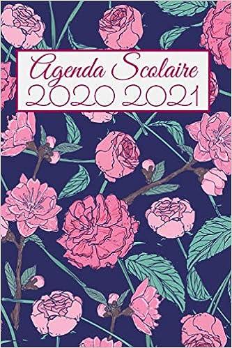 Agenda Scolaire 2020 2021: Mon Joli Agenda Scolaire 2020 2021