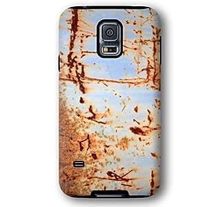 Rust Rusted Old Metal Metallic Pattern Samsung Galaxy S5 Armor Phone Case