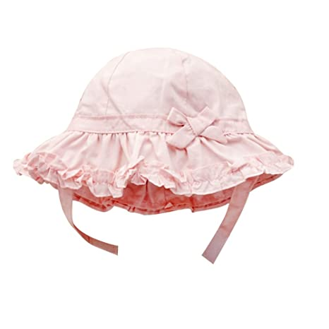 UPF Breathable 50 IMLECK Baby Sun Hat Drawstring Adjust Head Size