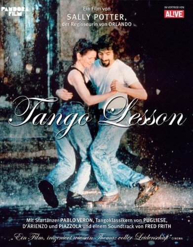 Amazon.com: Póster de película La Lección De Tango alemán 11 ...