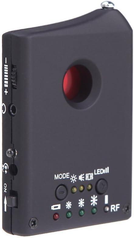 Detector antiespionaje LDRF-DT1 de Bestland, detecta cámaras ocultas GSM, errores de audio, señal de GPS, lentes, rastreador de radiofrecuencias