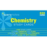 Chemistry SparkNotes Study Cards