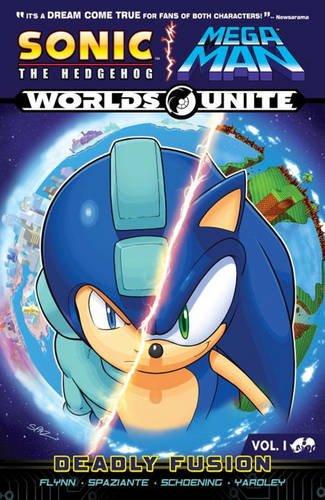 Sonic Cross - Sonic / Mega Man: Worlds Unite 1: Deadly Fusion