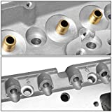 For Chevy Small Block 302/327/350/383/400 SBC 200cc Intake 68cc Straight Aluminum Bare Cylinder Head