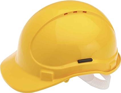 Cimco 140203 - Cascos protección electricista rojo