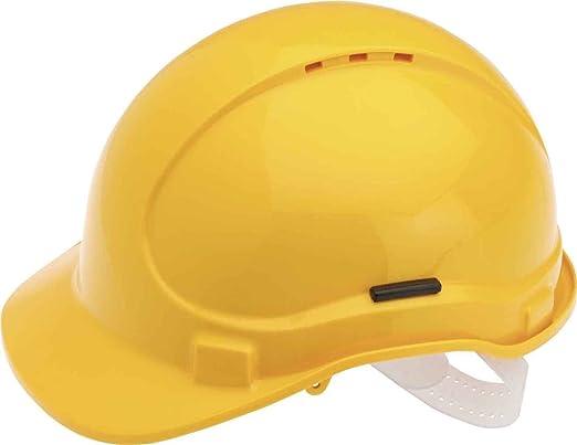 Cimco 140203 - Cascos protección electricista rojo: Amazon.es: Bricolaje y herramientas