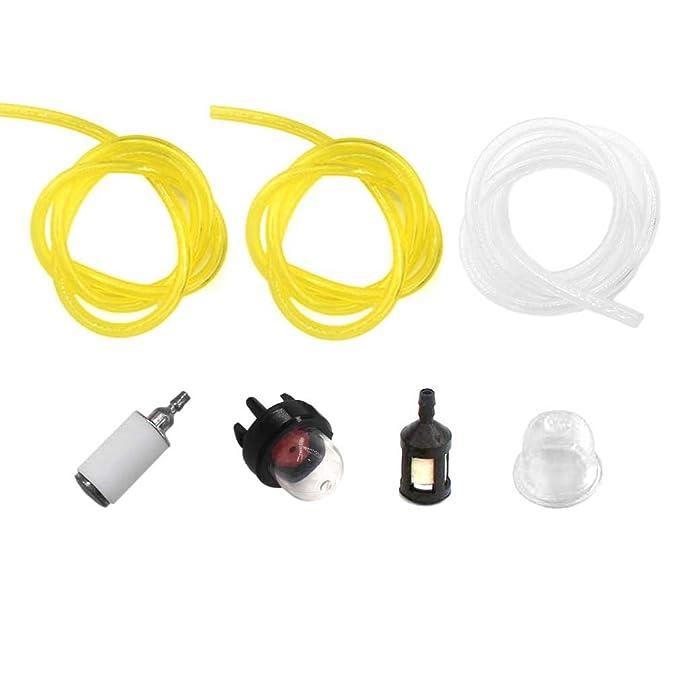 Manguera de gasolina adecuado para Stihl FS 120 FS 200 Motorsense