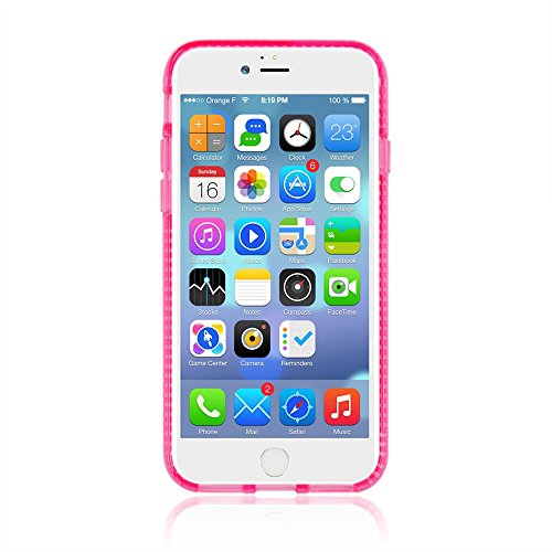 Ultra-thin TPU Phone Tasche Hüllen Schutzhülle - Case für iPhone 7 - Rose