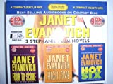 3 Stephanie Plum Novels: Four to Score / High Five / Hot Six