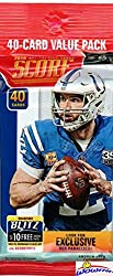 Wowzzer! Super Hot! Brand New! This Product Features the First officially NFL licensed Rookie Cards from the Amazing Loaded 2019 NFL Rookie Class! ** We are Proud to offer this Original Awesome 2019 Score NFL Football HUGE Factory Sealed JUMBO FAT RE...