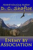 Front cover for the book Enemy by Association by D. C. Shaftoe