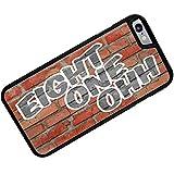 Case for iPhone 6 Plus 810 Flint, MI brick - Neonblond