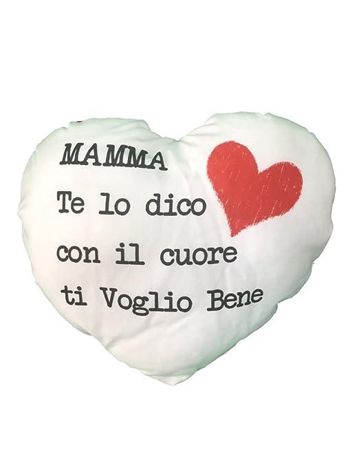 Rimini Gadget cojín corazón el día de la madre Ti Quiero PS ...