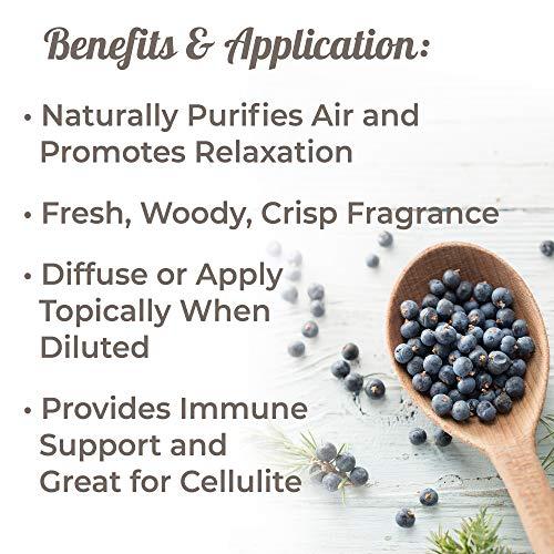 Buy juniper berries essential oil
