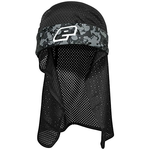 Paintball Headwrap (Planet Eclipse Headwrap - Splat Grey)