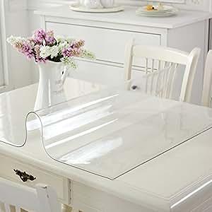 Amazon Com Do4u Pvc Waterproof Tablecloths Protector For