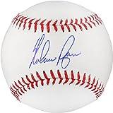 Nolan Ryan Texas Rangers Autographed Baseball - Fanatics Authentic Certified - Autographed Baseballs
